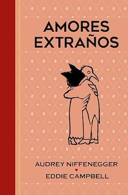 Amores extraños (Cartoné 168 pp) #