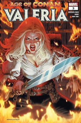 Age Of Conan: Valeria (Comic Book) #3