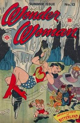 Wonder Woman Vol. 1 (1942-1986; 2020-) #13