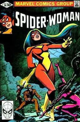 Spider-Woman (Vol. 1 1978-1983) (Comic Book) #36
