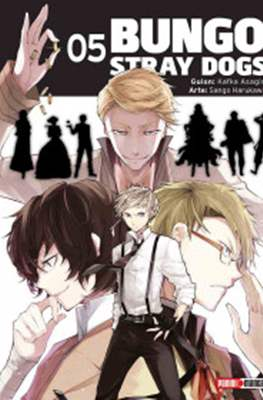 Bungo Stray Dogs #5