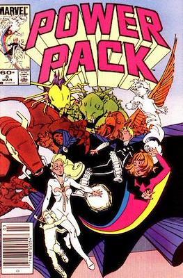 Power Pack (1984-1991; 2017) (Grapa) #8