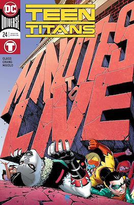 Teen Titans Vol. 6 (2016-) (Comic Book) #24