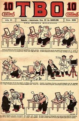 TBO (1917-1938) (Cuaderno) #509