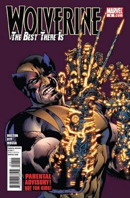 Wolverine: The best there is (Comic-Book) #8