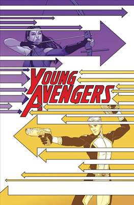 Young Avengers Vol. 2 (2013-2014) (Comic-book) #4