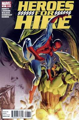 Heroes for Hire Vol. 3 (2010) #8
