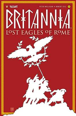 Britannia: Lost Eagles of Rome (Comic Book) #4