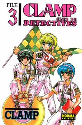 Clamp club de detectives #3