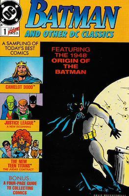 Batman and Other DC Classics