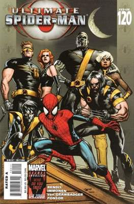 Ultimate Spider-Man (2000-2009; 2011) (Comic-Book) #120