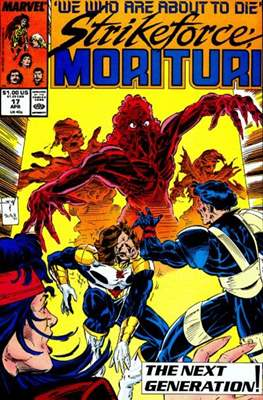 Strikeforce Morituri (Comic-book.) #17
