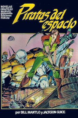 Novelas Gráficas Marvel (1983-1985) #7
