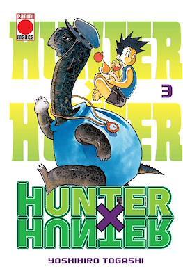 Hunter x Hunter (Rústica) #3