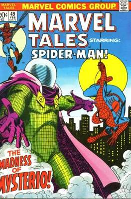 Marvel Tales (Comic Book) #49