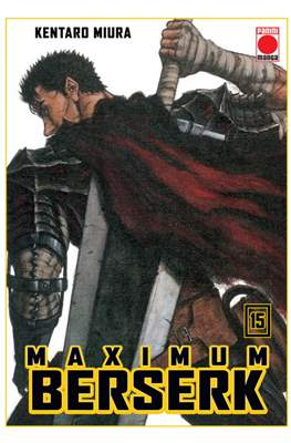 Maximum Berserk #15