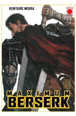 Maximum Berserk (Rústica con sobrecubierta) #15