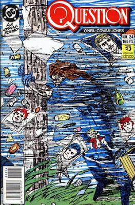 Question (1988-1991) (Grapa) #24