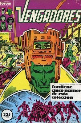 Los Vengadores Vol. 1 #2