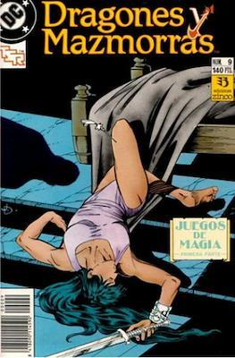 Dragones y mazmorras (1990-1991) #9