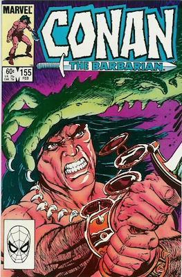 Conan The Barbarian (1970-1993) (Comic Book 32 pp) #155