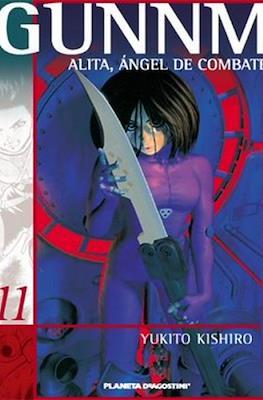 Gunnm. Alita, ángel de combate (192 pág. B/N) #11