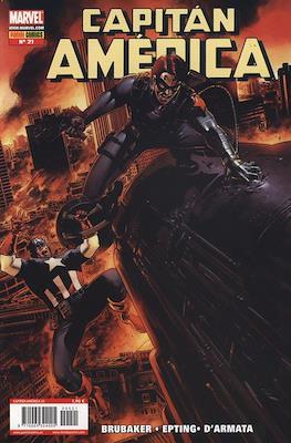 Capitán América Vol. 7 (2005-2011) (Grapa) #21