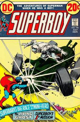 Superboy Vol.1 (1949-1977) #196