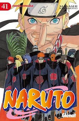 Naruto (Rústica con sobrecubierta) #41