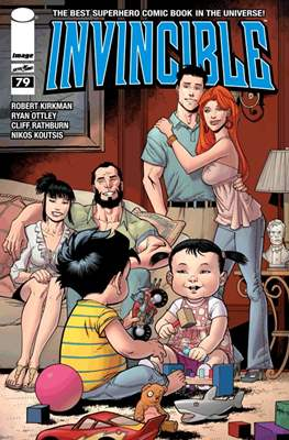 Invincible (Digital) #79