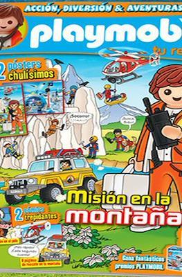 Playmobil (Grapa, 36 páginas, color) #27