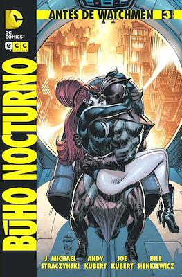 Antes de Watchmen: Buho Nocturno (Grapa) #3