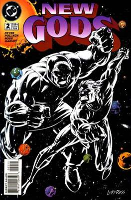 New Gods Vol. 4 #2
