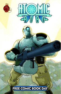 Atomic Robo - Free Comic Book Day 2010