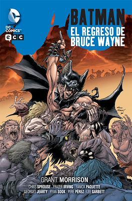 Batman. El regreso de Bruce Wayne