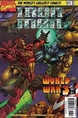 Heroes Reborn: Iron Man Vol. 2 (comic-book) #13
