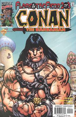 Conan Flame and the Fiend (2000) (Grapa) #2