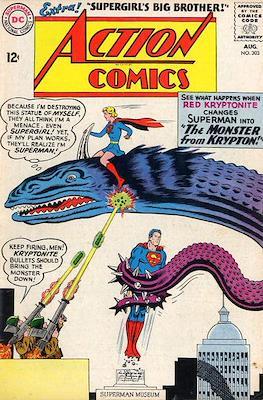 Action Comics Vol. 1 (1938-2011; 2016-) (Comic Book) #303