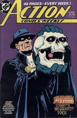 Action Comics Vol. 1 (1938-2011; 2016-) (Comic Book) #631