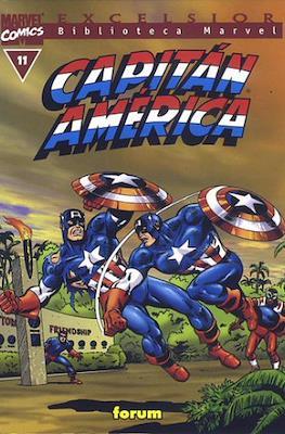 Biblioteca Marvel: Capitán América (1999-2000) (Rústica 160 pp) #11