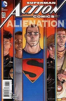 Action Comics Vol. 2 (2011-2016) (Grapa) #43