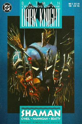 Batman: Legends of the Dark Knight Vol. 1 (1989-2007) (Comic Book) #2