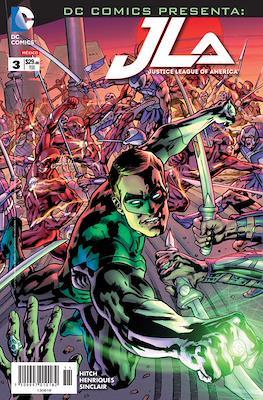 Justice League of America (Grapa) #3