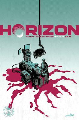 Horizon (Comic-book) #16