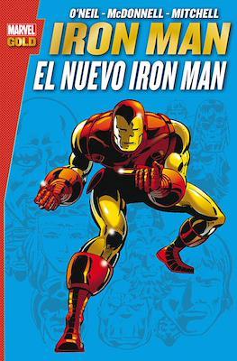 Iron Man. Marvel Gold (Rústica) #8
