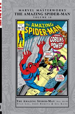 Marvel Masterworks: The Amazing Spider-Man (Hardcover) #10