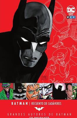 Grandes Autores de Batman: Ed Brubaker (Cartoné 80 pp) #4