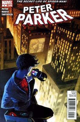 Peter Parker (comic grapa usa) #5