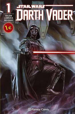 Star Wars: Darth Vader (Grapa 32 pp) #1