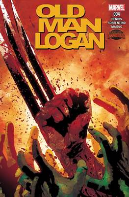 Old Man Logan (2015) (Comic-book) #4